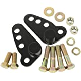 XMT-MOTO 1-3' Rear Adjustable Lowering Kits fits for Harley Davidson Touring Bikes/Street Glide/Electra Glide/Ultra…