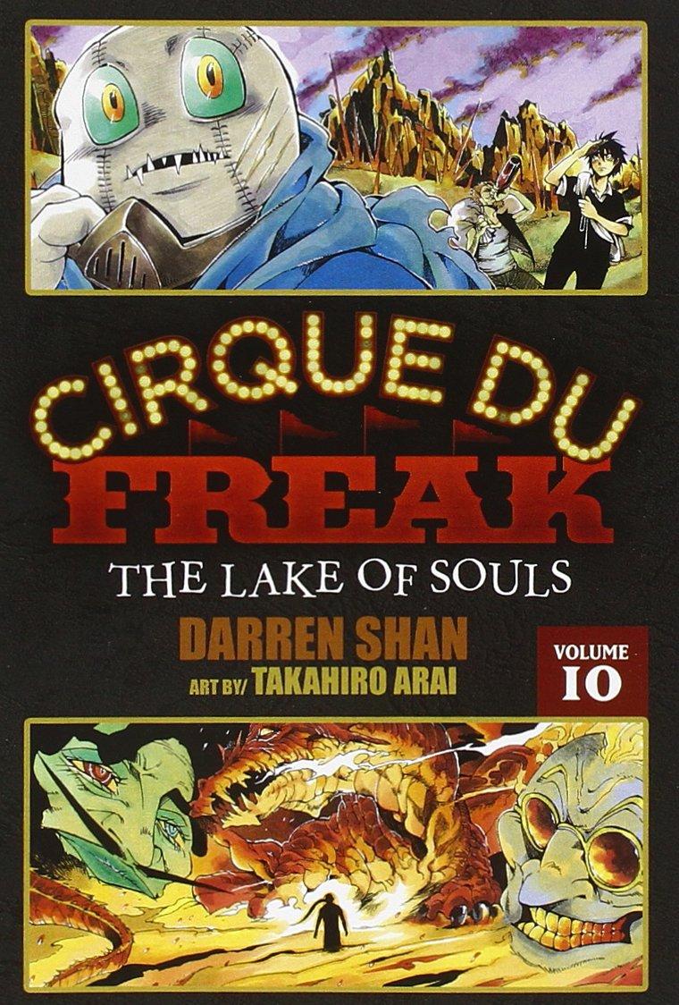 Cirque du freak: the saga of darren shan(series) · overdrive.