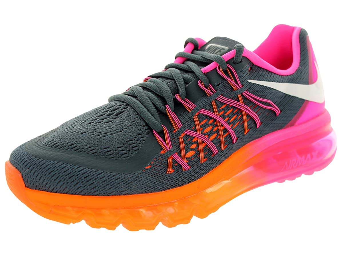 online retailer 0caae fdfab Nike AIR Max 2015 Womens Running SHOES-698903-002-SIZE-6 UK Amazon.in  Shoes  Handbags