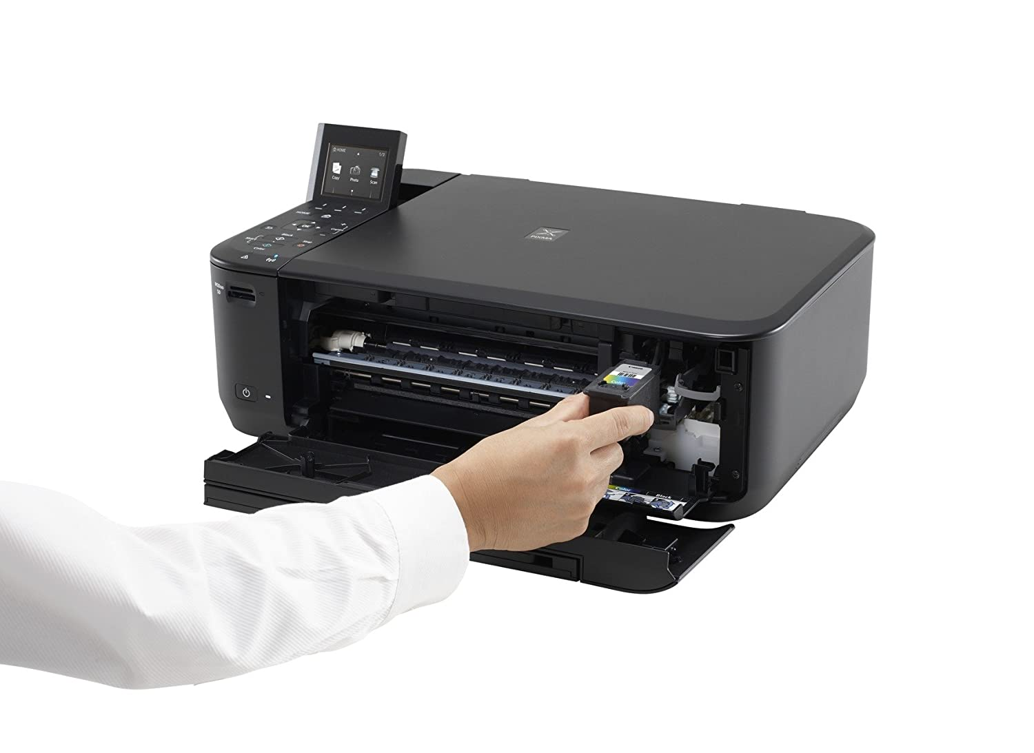 Canon PIXMA MG4250 - Impresora multifunción de Tinta - B/N 9.9 PPM, Color 5.7 PPM, Color Negro