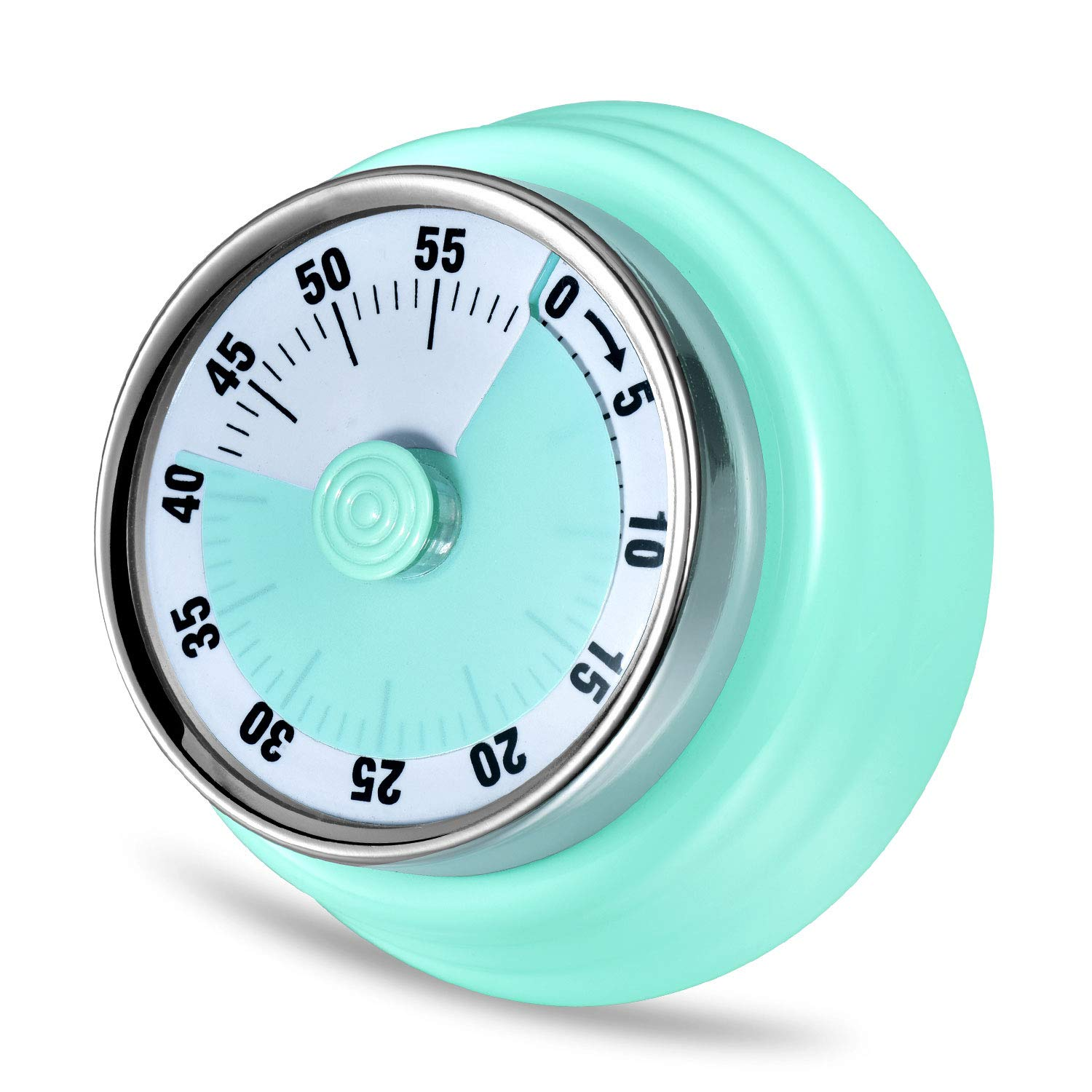 Kitchen Timer, Kitchen Countdown Cooking Timer Reminder, Magnetic Mechanical Time Management Timer by LAOPAO by LAOPAO
