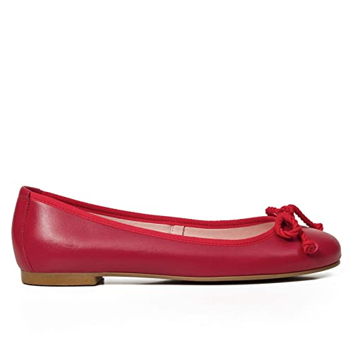 73567799481 Zapatos miMaO. Zapatos Piel Mujer Hechos EN ESPAÑA. Bailarinas Mujer.  Manoletinas. Zapato Cómodo Mujer con Plantilla Confort Gel  Amazon.es   Zapatos y ...