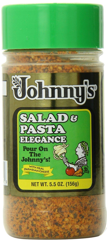 Johnny's Salad & Pasta Elegance, 5.5-Ounce Jars (Pack of 6)