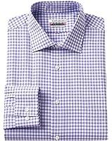 Van heusen men 39 s classic fit flex collar dress shirt for Van heusen shirts flex collar