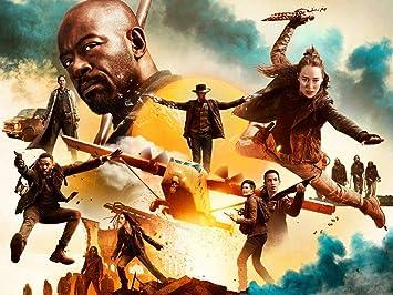 Fear The Walking Dead Season 5 Poster On Silksilk Prints