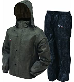 Rain Pants And Jacket