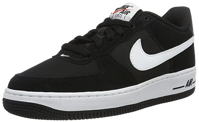 Nike Air Force 1 Low Suede Mens Shoes Navy White UK Stockists