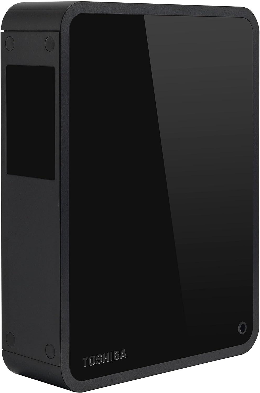 Toshiba Canvio - Disco Duro Externo de sobremesa de 3 TB (3.5'), Color Negro HDWC330EK3JA