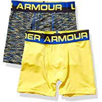 Under Armour Boys' Performance Boxer Briefs
