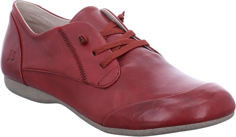 Frauen Bequemschuh,Sneaker,Leder Josef Seibel Damen Halbschuh Fiona 01