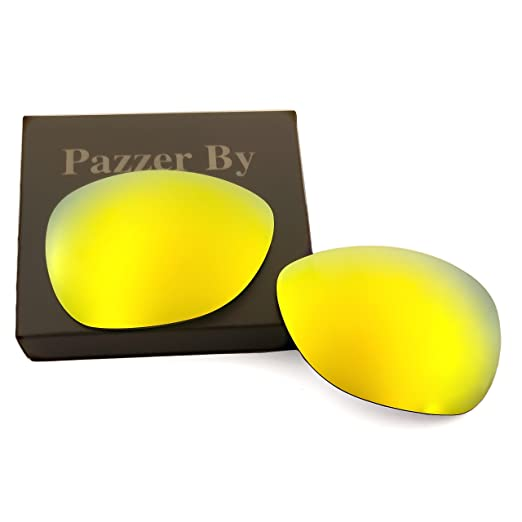 a5f144ea5b Polarized Replacement Lenses for Oakley Crosshair 2012-24K Gold Mirrored  Coating