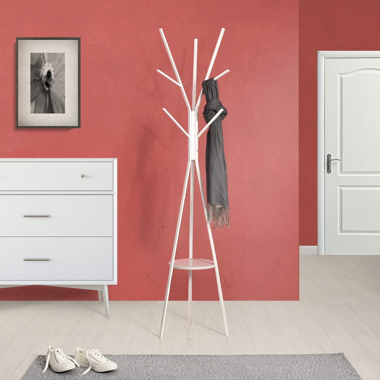 Hapilife Coat Stand, Modern Floor