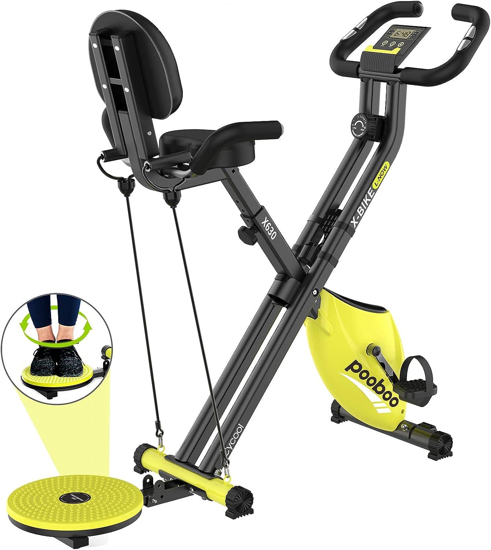 Best folding exercise bike for seniors