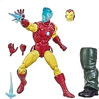 Marvel Hasbro Legends Series - Figura de Tony Stark (A.I.) de 15 cm