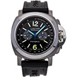 Panerai Luminor Mechanical (Hand-Winding) Black Dial Mens Watch PAM 192 (Certified