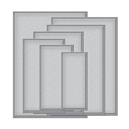 Spellbinders 5 x 7 cm Matting Basics B Nestabilities Card Creator Die