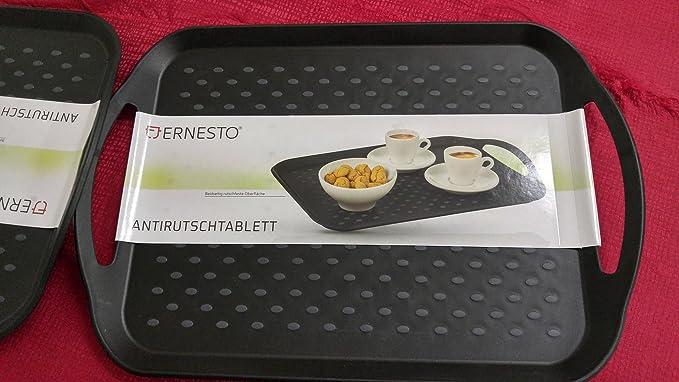 Allibert< ERNESTO> Bandeja Antideslizante/antirutschtablett Ernesto 45 * 31.5 cm: Amazon.es: Hogar