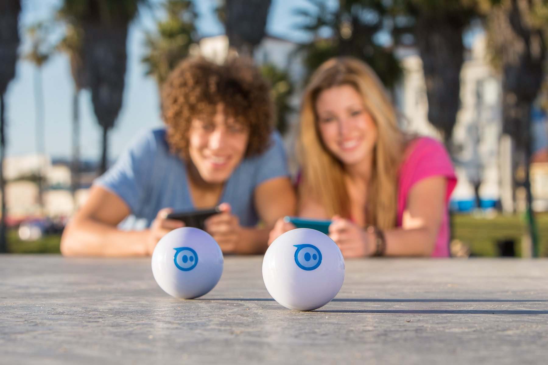 Sphero iOS and Android App Controlled Robotic Ball - Retail Packaging - White (Discontinued by Manufacturer) by Sphero (Image #23)