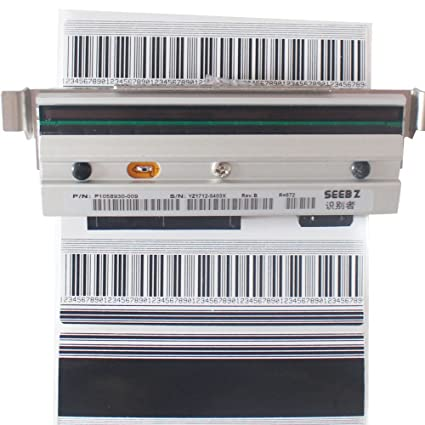 Amazon com: ZT410 Print Head for Zebra Thermal Label Printer