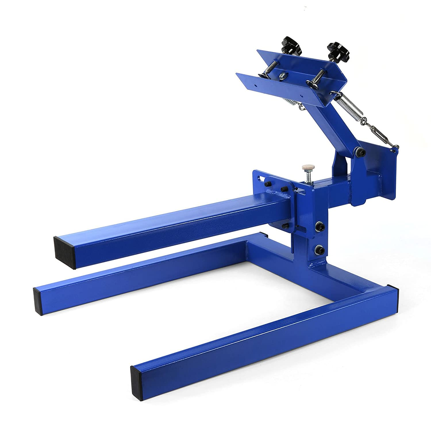 67df69d1 ... SHZOND Screen Printing Press 1 Color 1 Station Silk Screen Machine 21.7  x 17.7 Removable Pallet ...