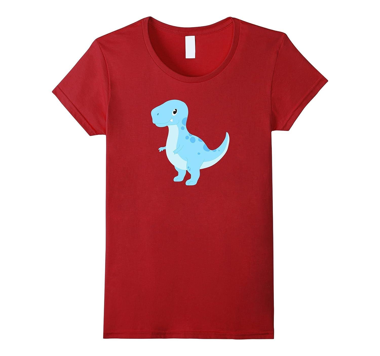Funny Unique Dinosaur T Shirt Heather-Tovacu