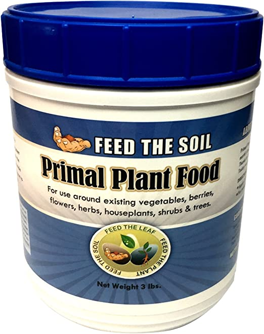 Plantas comestibles primarias Eden s Secret – las mejores plantas comestibles orgánicas del mercado.Este fertilizante de