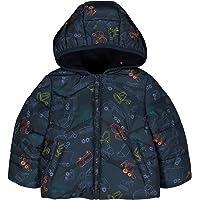 Mothercare Baby Boys' Padded Truck Fleece Jacket
