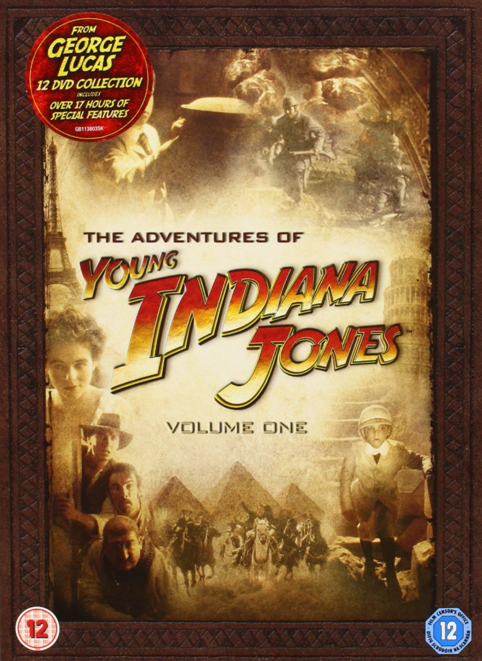 Adventures of Young Indiana Jones Season 1 Reino Unido DVD: Amazon.es: The Adventures of Young Indiana Jones: Cine y Series TV