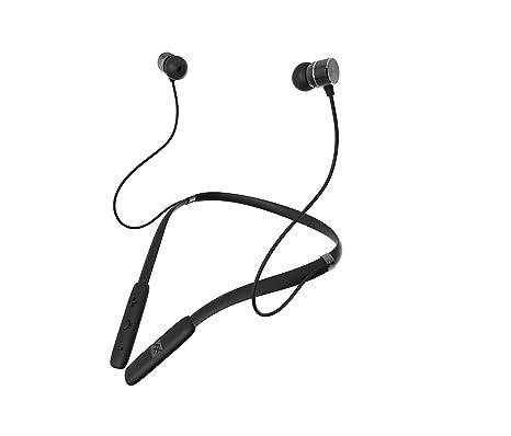 769cd3b61c3 Amazon.com: iFrogz Audio - FLEX FORCE Wireless Bluetooth Neckband Earbuds -  Black: Electronics