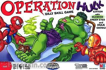Amazon.es: Operación Hulk Edición: Juguetes y juegos
