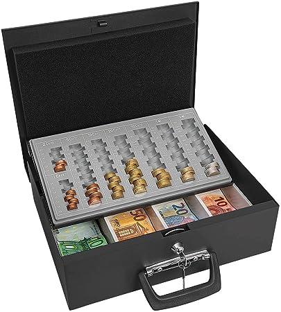 Wedo Universa - Caja de caudales con espacio para billetes y ...