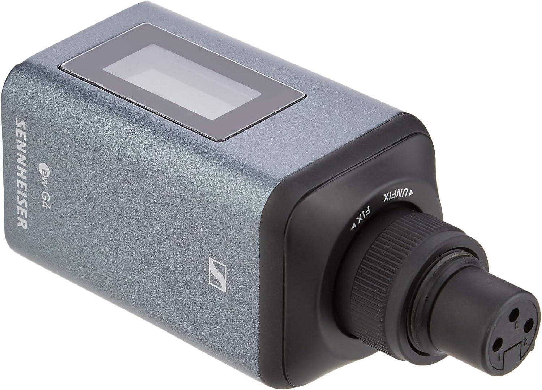 Transmisor de micr/ófono inal/ámbrico enchufable Sennheiser SKP 100 G4-B
