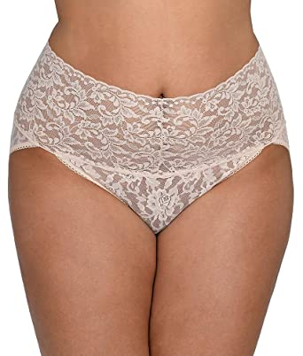 22ea66e112 Hanky Panky Women s Signature Lace Retro Bikini Panty at Amazon ...
