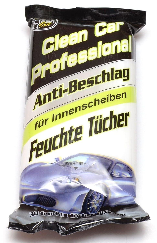 AUTO toallitas húmedas anti-vaho limpiacristales de limpieza de coches: Amazon.es: Electrónica