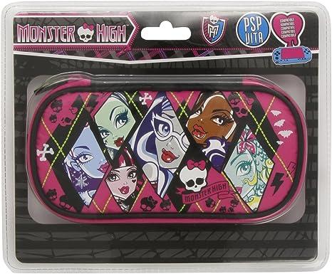 Indeca PSP/PS Vita Monster High Bag Folio Sony Multicolor - Fundas para consolas portátiles (Folio, Sony, Multicolor, PSP/PS Vita, Resistente a rayones): Amazon.es: Videojuegos