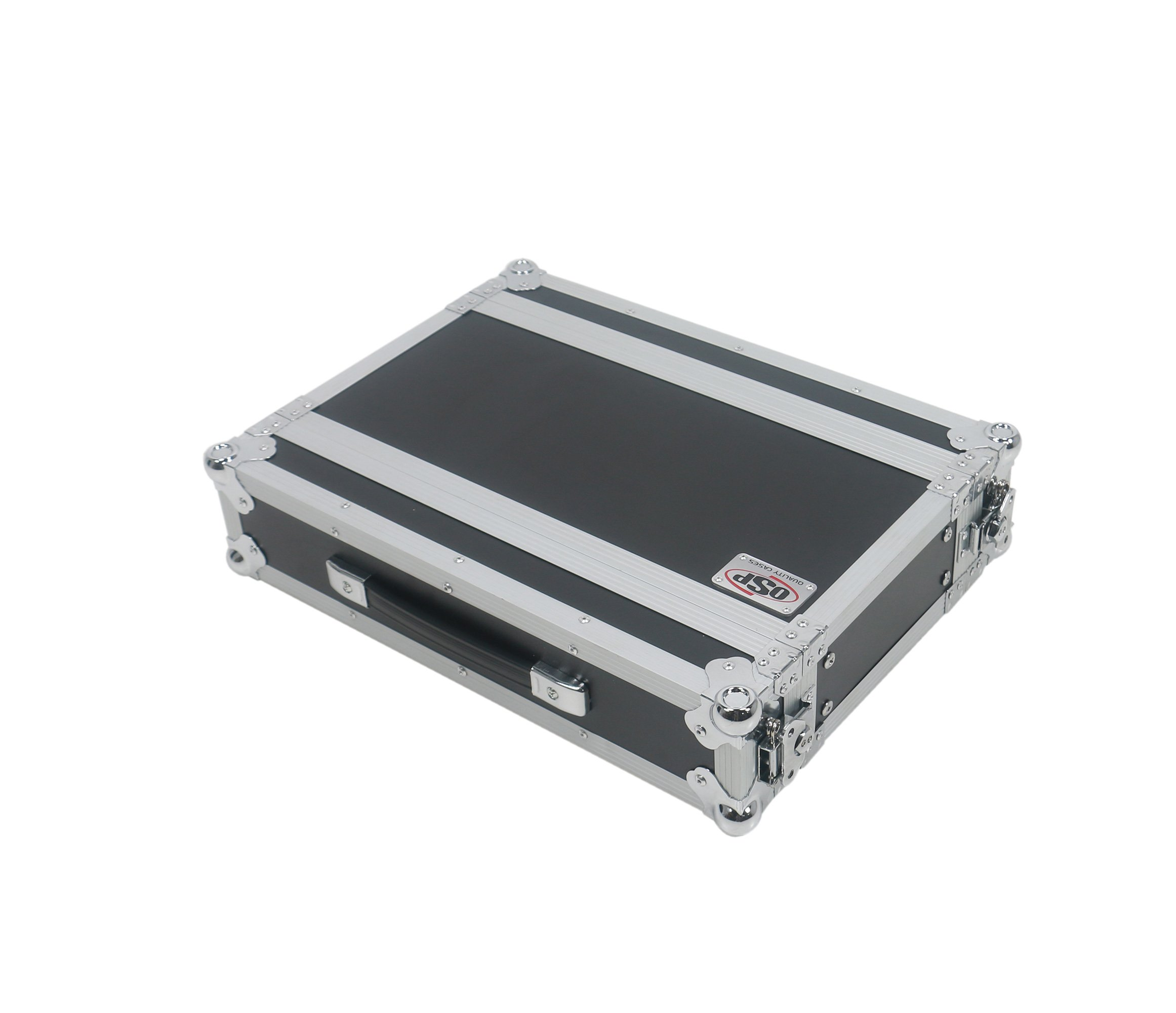 OSP Cases   ATA Road Case   2-Space Effects Rack   10'' Deep   RC2U-10