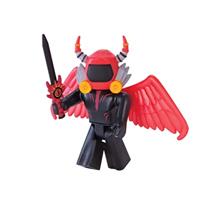 Amazoncom Roblox Lord Umberhallow Figure Pack Toys Games