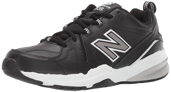 New Balance MX608v5 Black/White