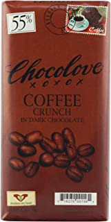 product image for Chocolove - Dark Chocolate Bar Coffee Crunch - 3.2 oz.