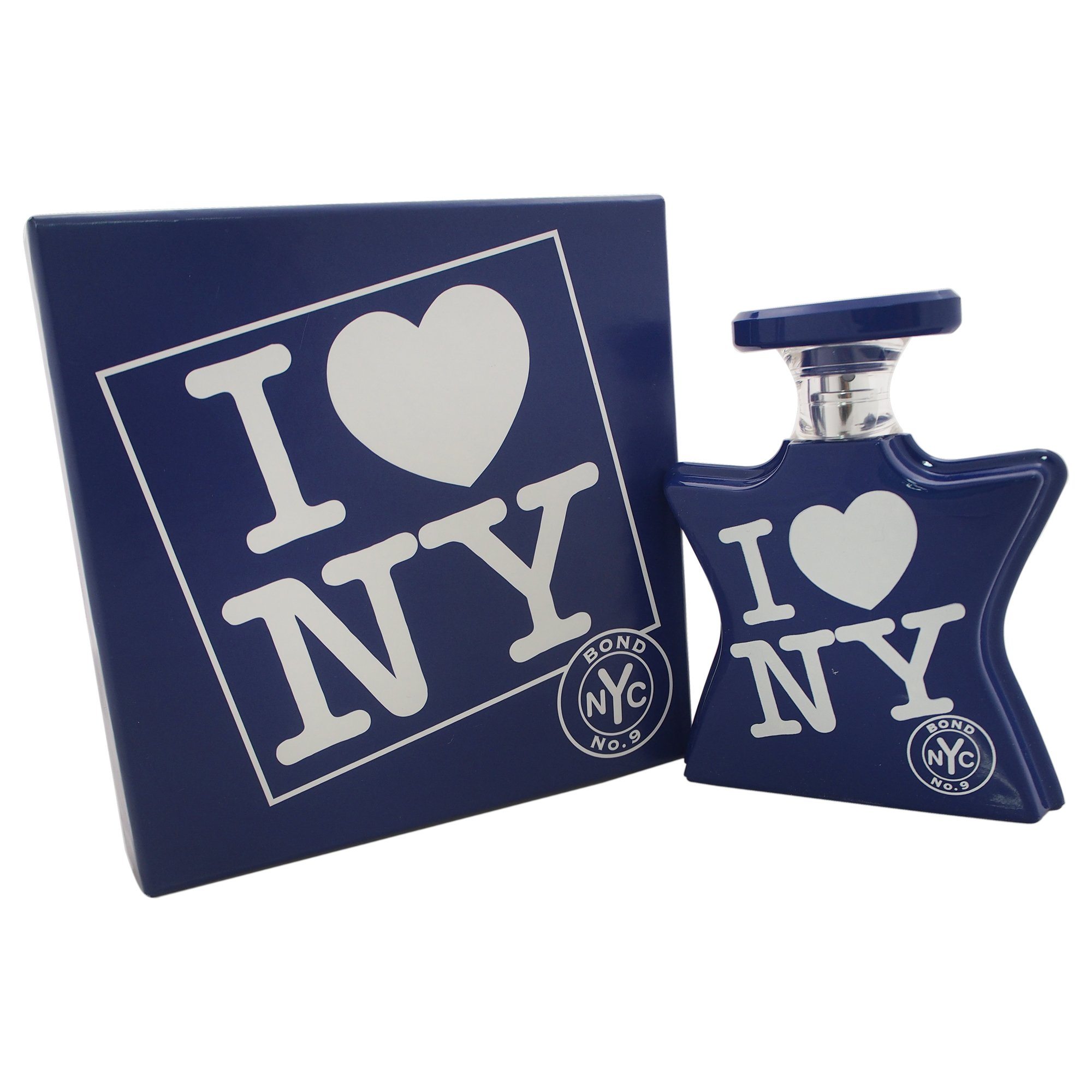 Bond No. 9 I Love New York for Men - 3.3 oz EDP Spray.