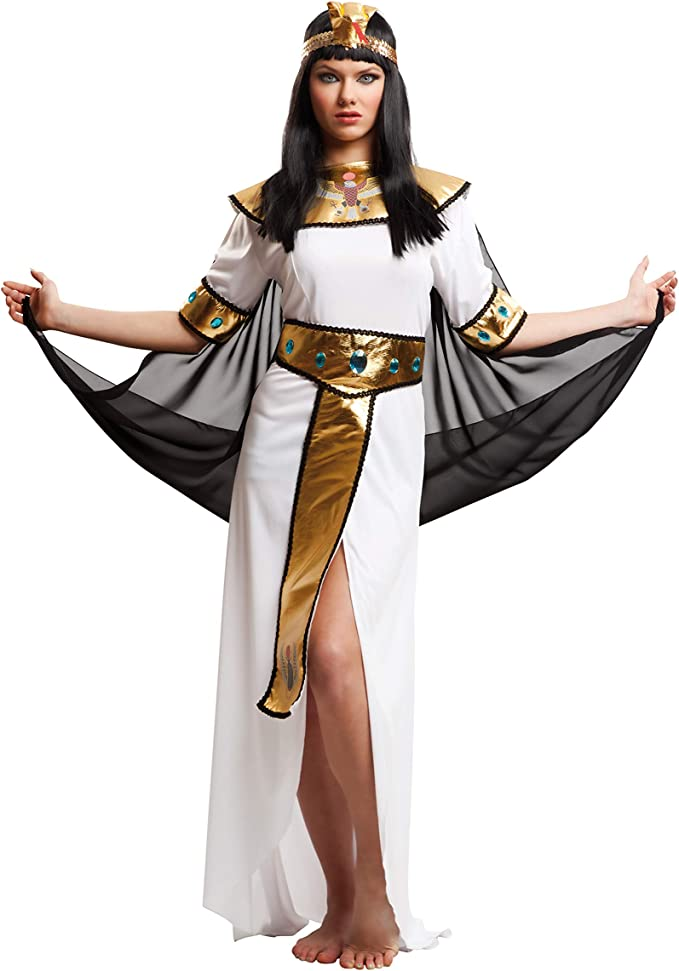 My Other Me Me-203368 Disfraz egipcia para mujer, M-L (Viving ...
