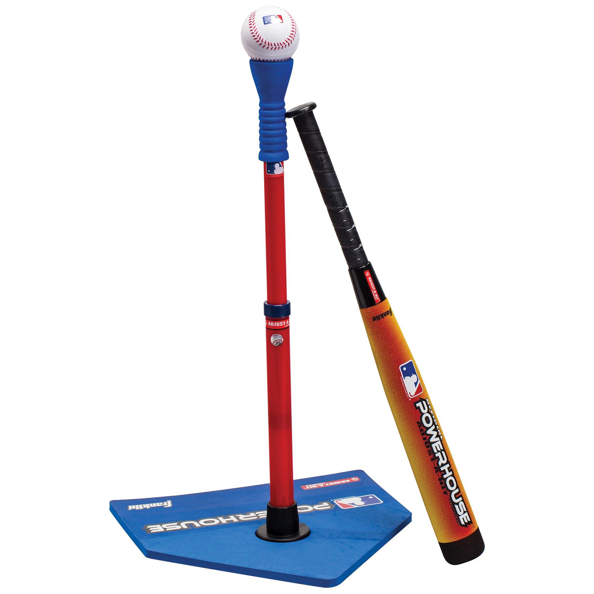 Franklin Sports MLB Adjust-A-Hit T-Ball Set by Franklin Sports