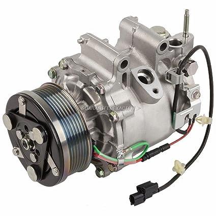 Amazon.com: AC Compressor & A/C Clutch For Honda Civic 2006-2011 - BuyAutoParts 60-03696NA New: Automotive