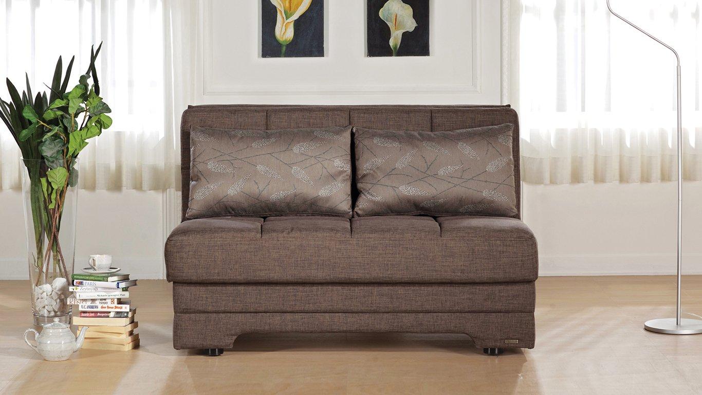 Peachy Amazon Com Istikbal Twist Loveseat Sleeper In Astoral Light Inzonedesignstudio Interior Chair Design Inzonedesignstudiocom