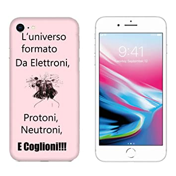 Funda iPhone 8 Carcasa Apple iPhone 8 Frases Divertidas El ...