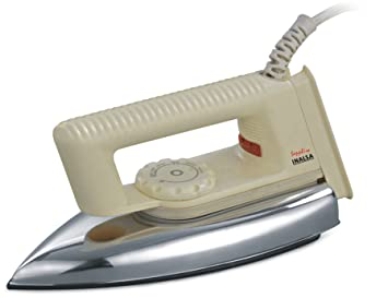 610459804d3 Image Unavailable. Image not available for. Colour  Inalsa Sapphire 1000-Watt  Dry Iron