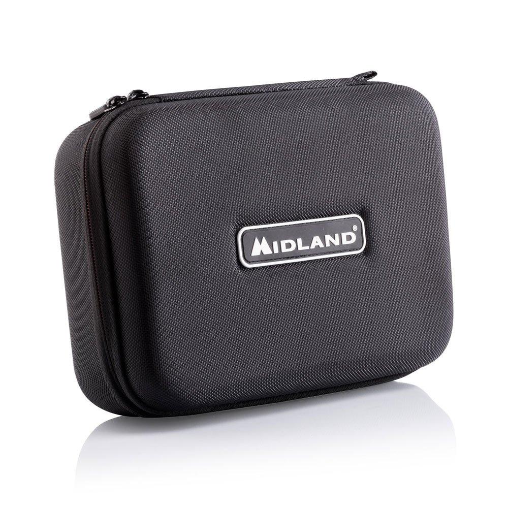 Negro Midland C1230.01 intercomunicadores Set de 2