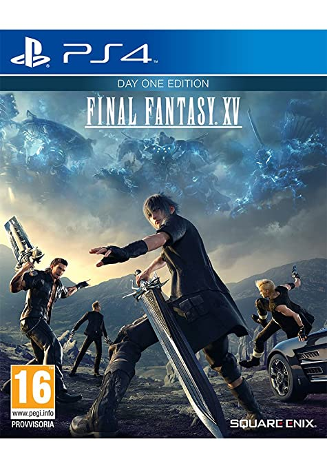307 opinioni per Final Fantasy XV- Day One Edition- PlayStation 4