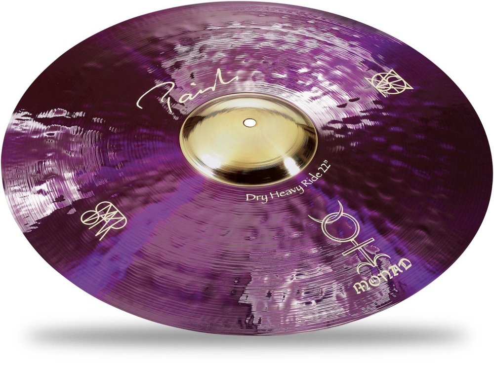 Paiste Signature Series Dry Heavy Ride Cymbal - 22