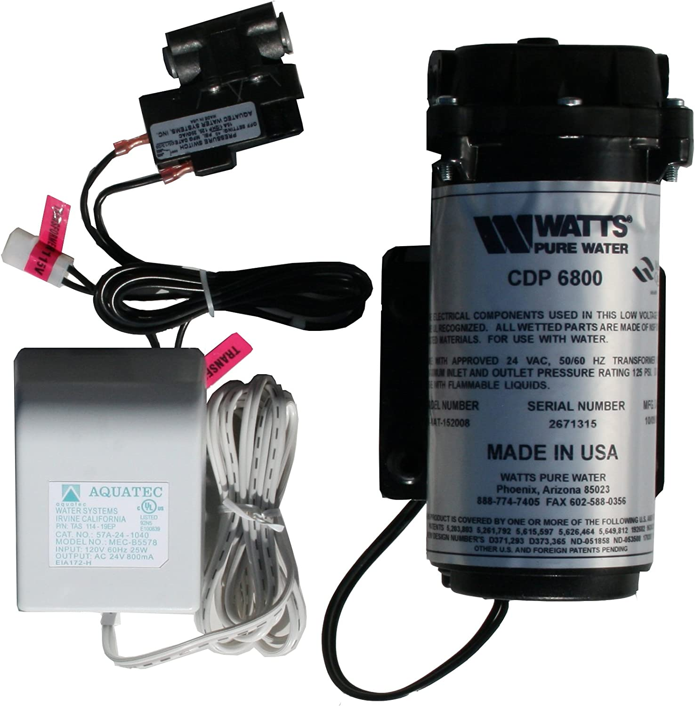 Watts Premier 560043 Reverse Osmosis Booster Pump